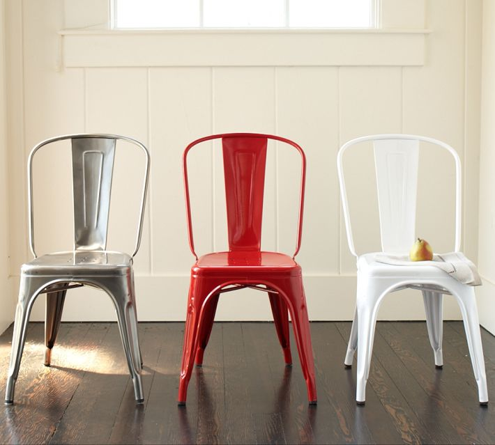 vignette design i ve never met a tolix chair that i didn t like