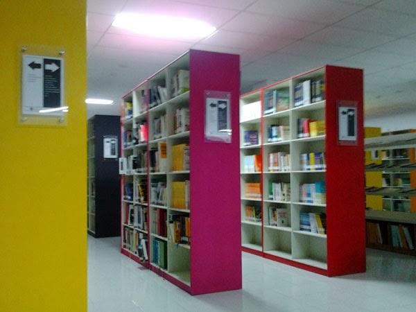 Perpustakaan Stmik Amikom Yogyakarta Syabon Dev