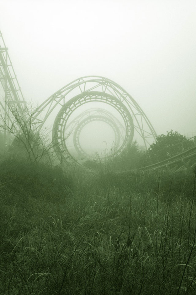 Nara Dreamland, Japan - 30 Abandoned Places that Look Truly Beautiful