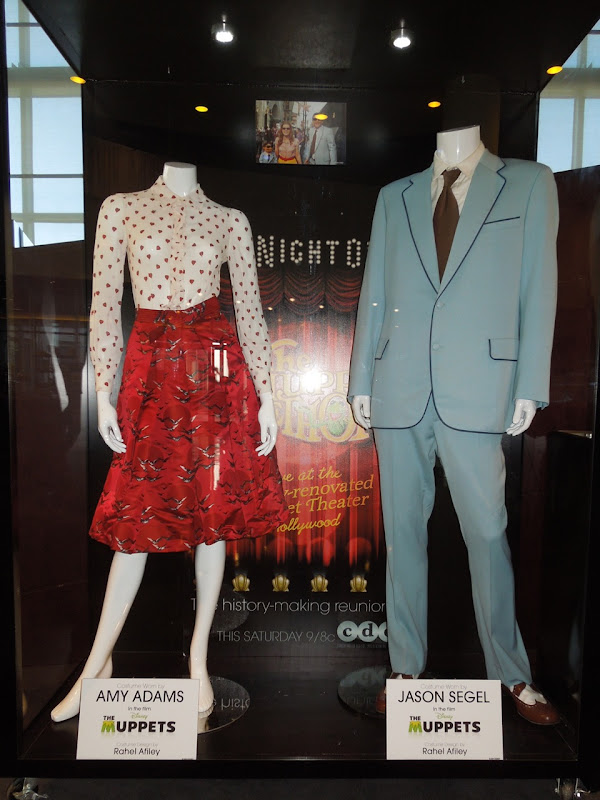 The Muppets movie costumes