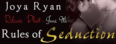 Rules of Seduction Release Day Blast!