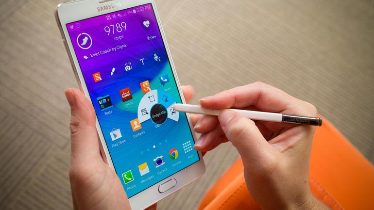 Fitur Samsung Galaxy Note 4