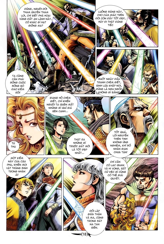 Thần Binh Huyền Kỳ II Chap 100 - Trang 16