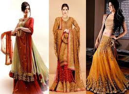 Hina Khan Latest Fashion Bridal Wear