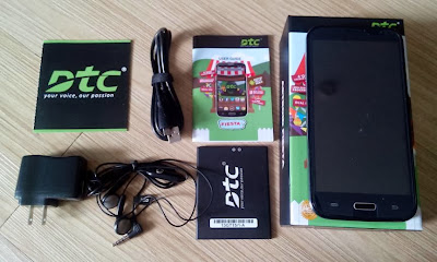 DTC Mobile GT15 Astroid Fiesta Retail Package