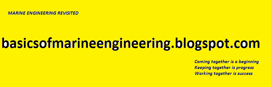 Basics of Marine Engineering