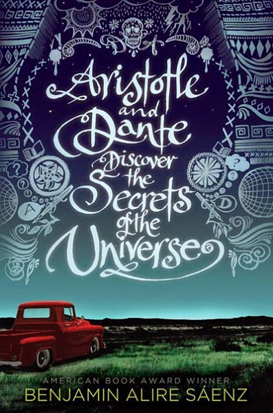 https://www.goodreads.com/book/show/12000020-aristotle-and-dante-discover-the-secrets-of-the-universe