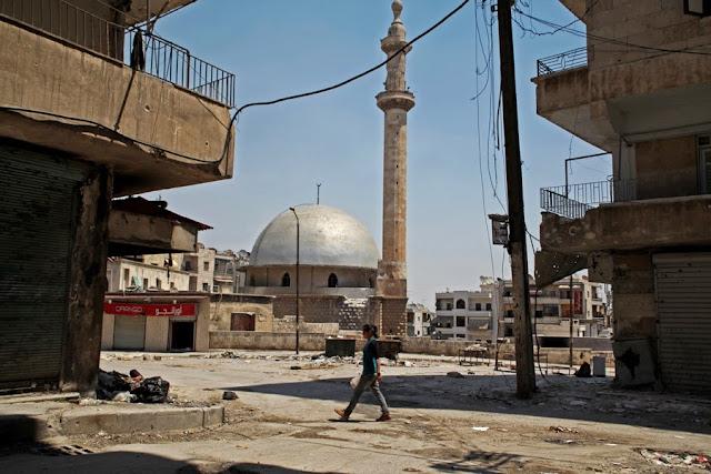 Como o terror e o medo confrontam àqueles que levam  a informação. O Relato de uma jornalista na Síria.