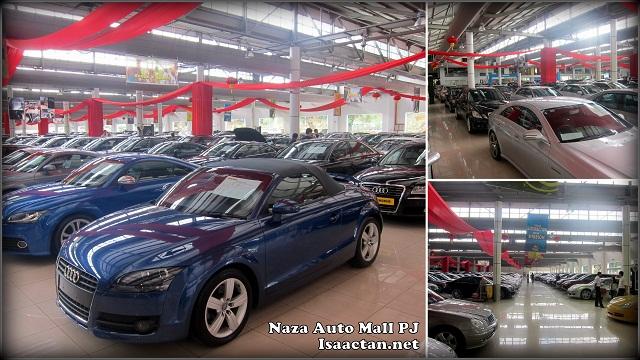 Naza Auto Mall PJ