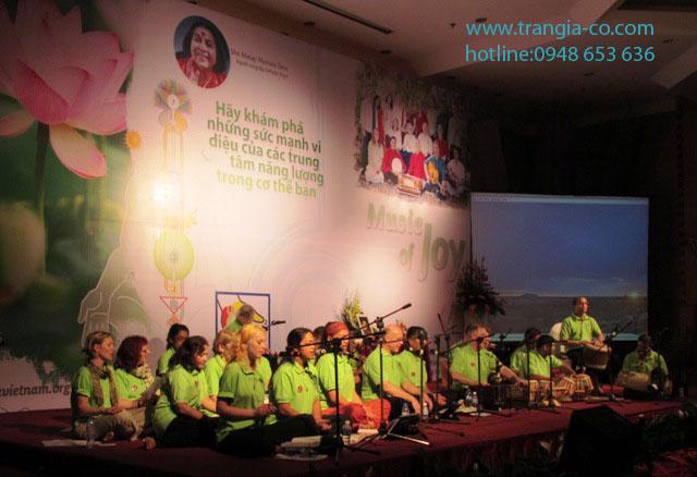 Tổ chức sự kiện Trần Gia - Tổ chức biểu diễn nghệ thuật