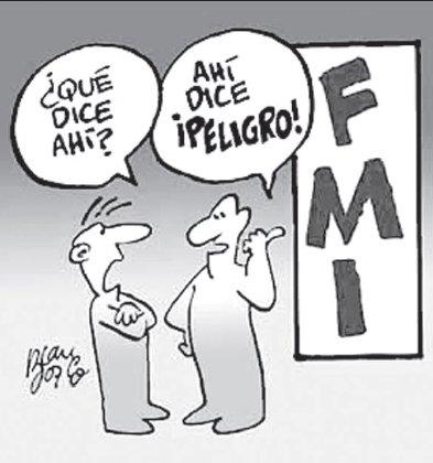 fmi complot latino: