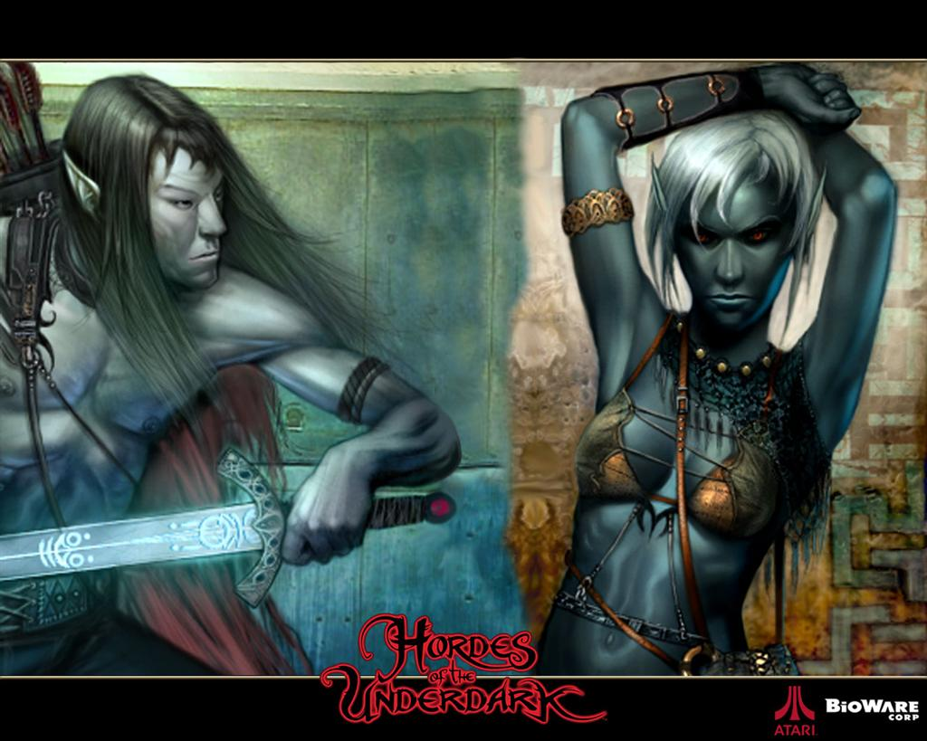 Neverwinter Nights HD & Widescreen Wallpaper 0.467370591758417