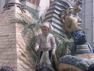 1º Premio: Descubriendo Egipto