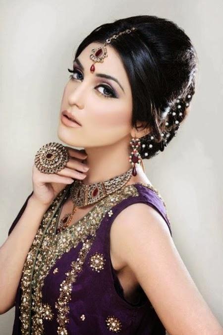 http://www.funmag.org/fashion-mag/makeup-and-hairstyles/maya-ali-in-bridal-makeup-by-makeup-artist-khawar-riaz/