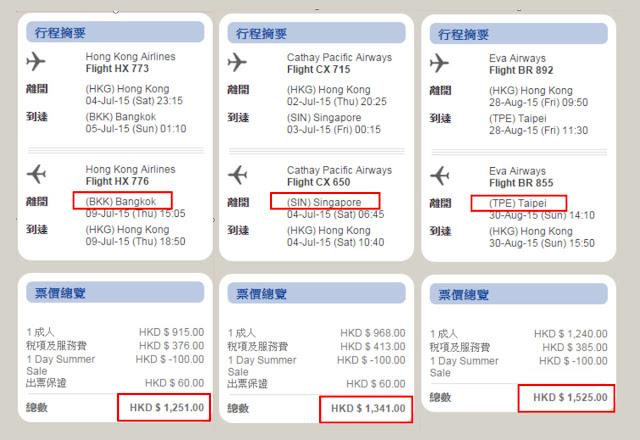 CheapTicket.hk訂機票優惠碼