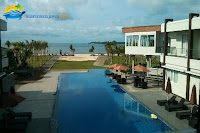view pantai hotel d'season