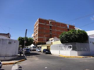 Expansão da Faculdade Paraíso.