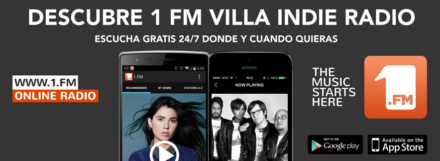 Escucha Villa Indie Radio desde tu dispositivo Android y iOS