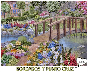 BORDADO Y PUNTO CRUZ