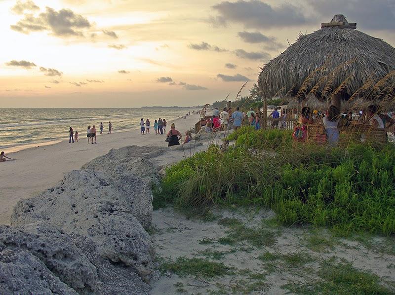 Photo du Gulf Drive Tiki Bar à Anna Maria en Floride