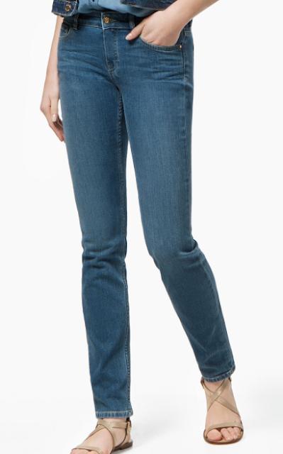 Rebajas SS 2015 fondo de armario jeans largos