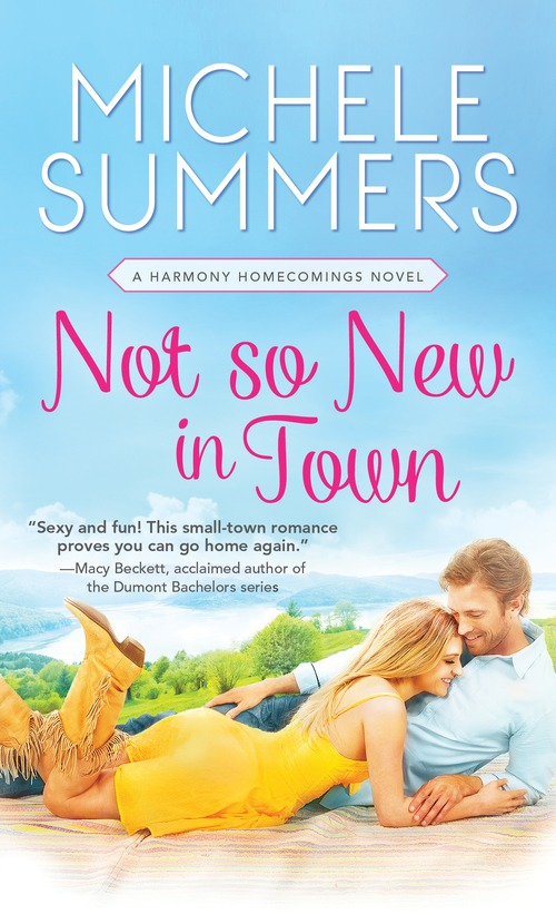 Not So New in Town Exclusive Excerpt & Giveaway.