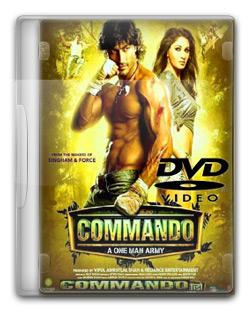 Commando  DVDRip AVI + RMVB Legendado