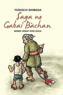 Nenek Hebat dari Saga