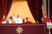 Ha sido electo el Cardenal Jorge Mario Bergoglio, ahora Papa Francisco. francisco