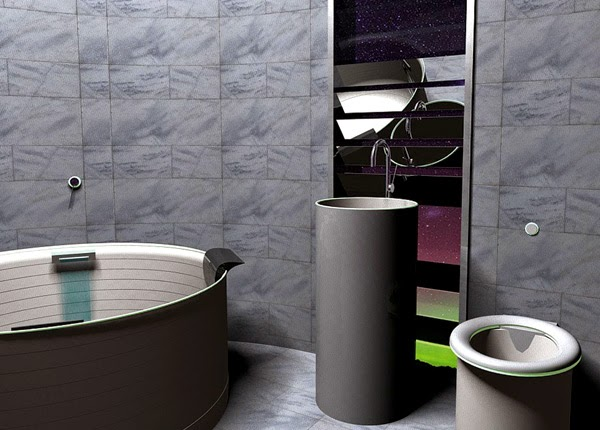 Ванная комната от Aurora Australis