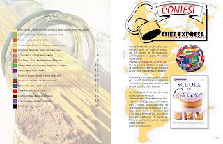 magazine di cucina gratuito su facebook