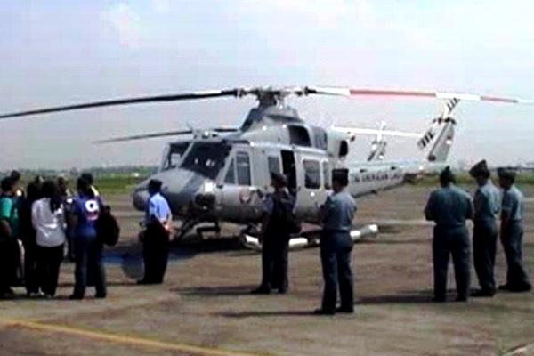 Helikopter Bell 412 EP TNI-AL. PROKIMAL ONLINE Kotabumi Lampung Utara