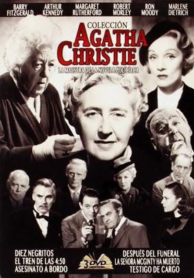 Coleccion Agatha Christie DVD