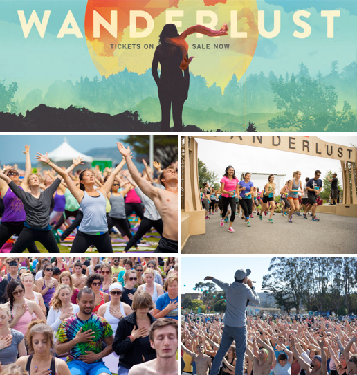 Win 2 Tickets To Wanderlust 108