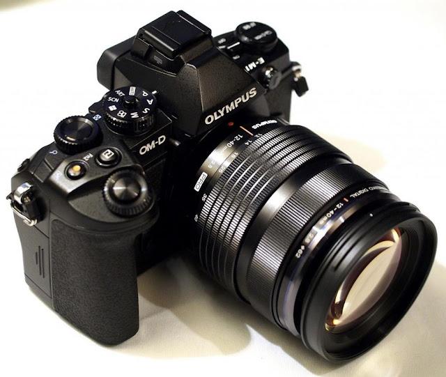Fotografia dello zoom Olympus 12-40mm f/2.8 su OM-D E-M1
