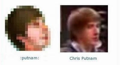 Cerita Asal-Usul Emoticon Putnam di Facebook