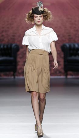 Alma Aguilar colección otoño invierno 2011 2012