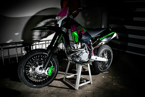 Husaberg FE 650 E 2014 New Bikes Models