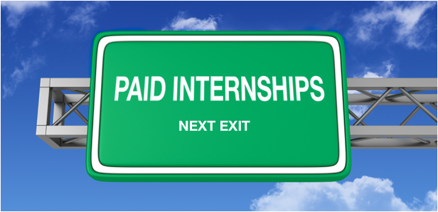 how to find paid internships