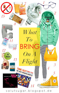 What to Bring on a Flight