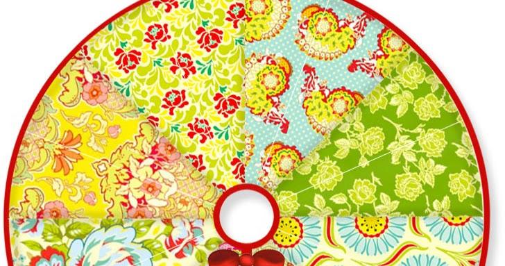Tutorial arbol navidad patchwork