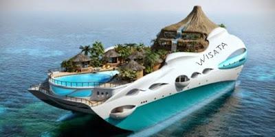 Tropical Island Paradise | Kapal Pesiar