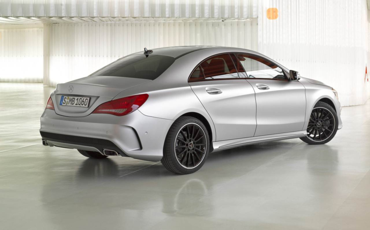 Cla 250 autos post for Mercedes benz cla 250 top speed