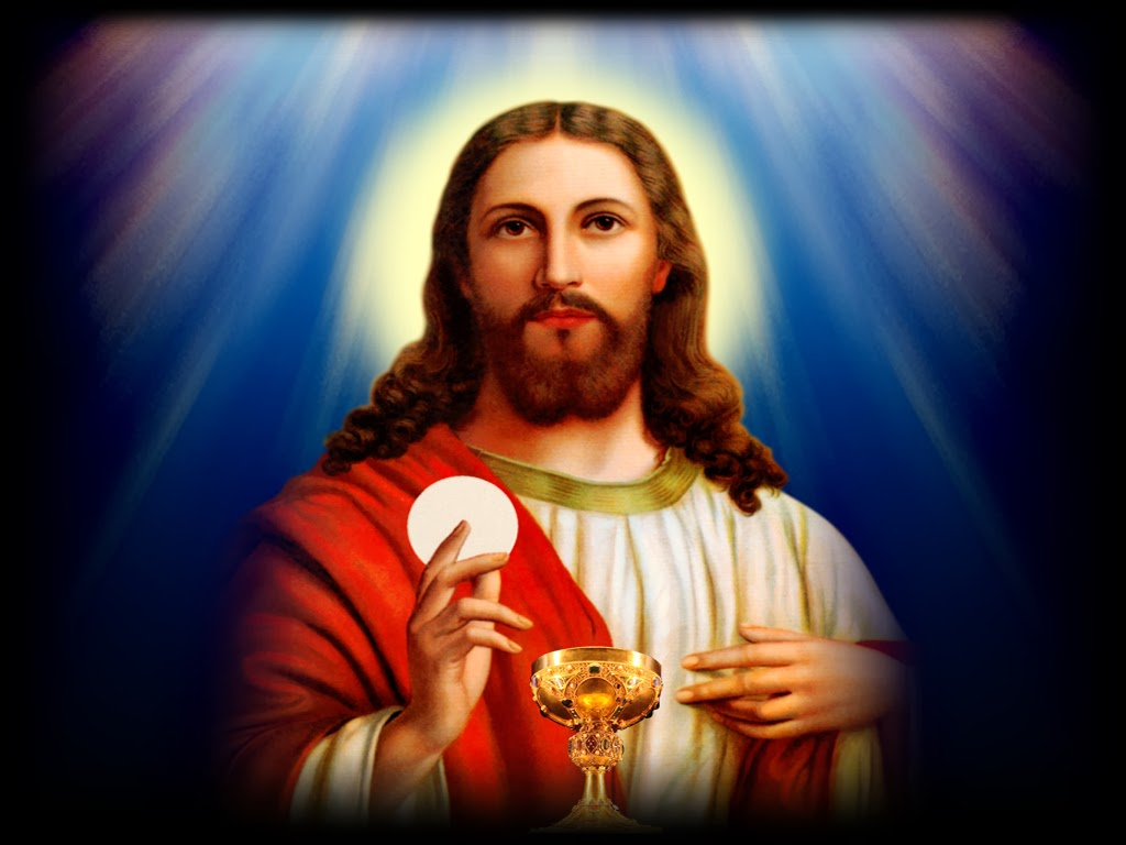 The Eucharist: In the Presence of the Lord Himself