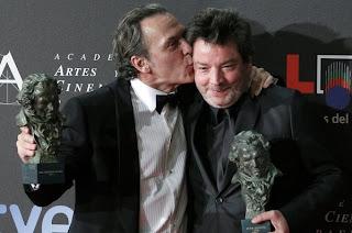 Cine Español - Enrique Urbizo y José Coronado