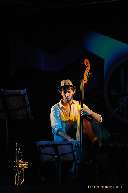 Noam Wiesenberg (Israel) on the Bass