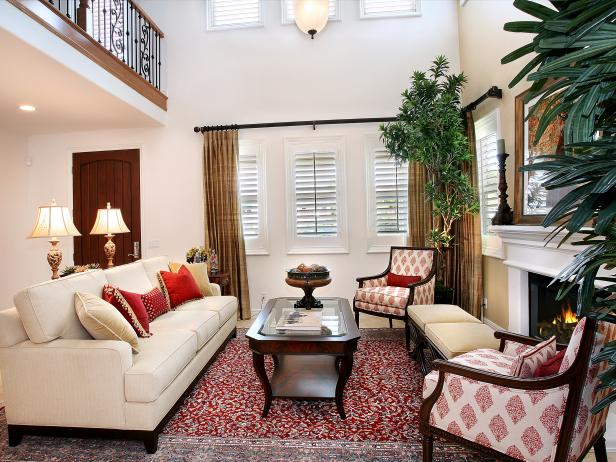 Neutral Colors to Decorate the Living Room
