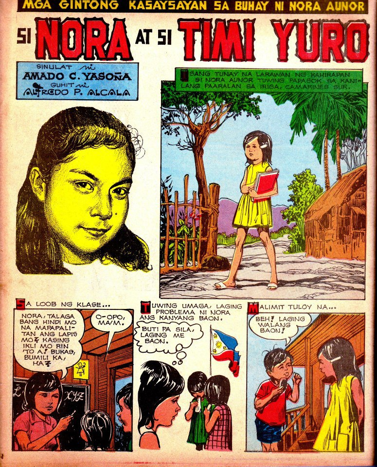 SI NORA AUNOR AT TIMI YURO