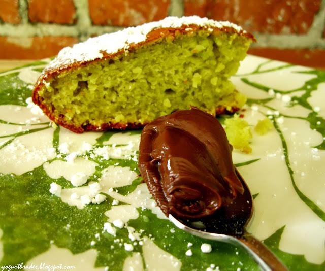 torta di avocado