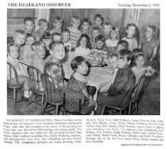 Mrs. Mable's Class - Headland, AL